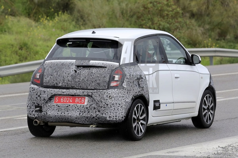 2018 - [Renault] Twingo III restylée - Page 2 0560cb10