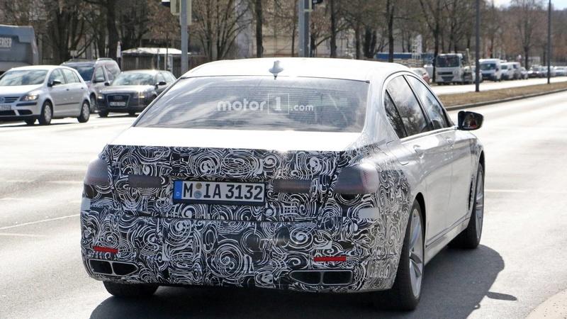 2019 - [BMW] Série 7 restylée  05bca010