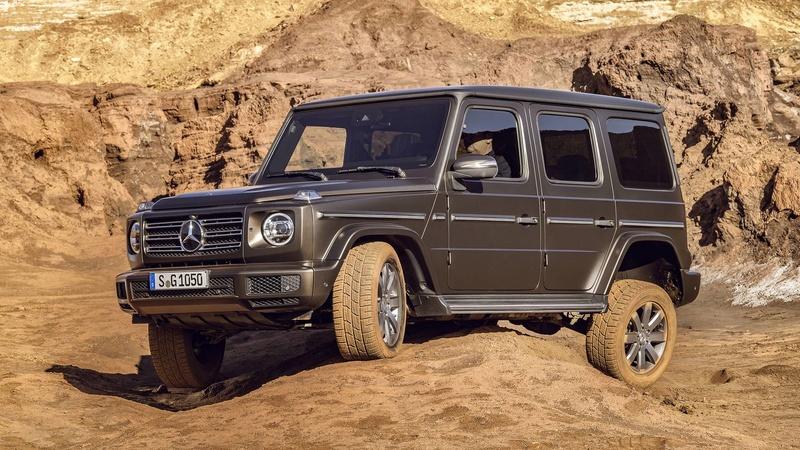 2017 - [Mercedes-Benz] Classe G II - Page 7 05c6a210