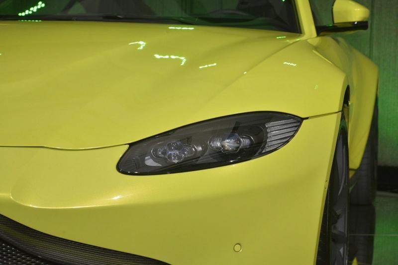 2017 - [Aston Martin] Vantage - Page 3 07a39410