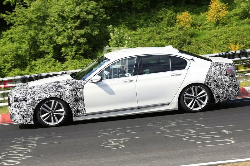 2019 - [BMW] Série 7 restylée  07b66e10