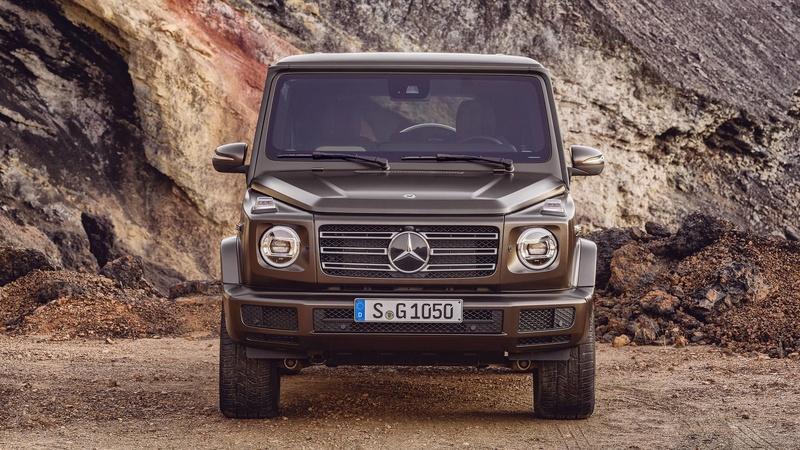 2017 - [Mercedes-Benz] Classe G II - Page 7 07e52110