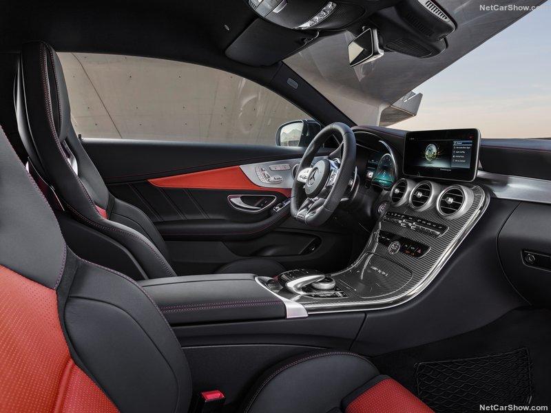 2018 - [Mercedes] Classe C Restylée [W205/S205] - Page 4 08078110