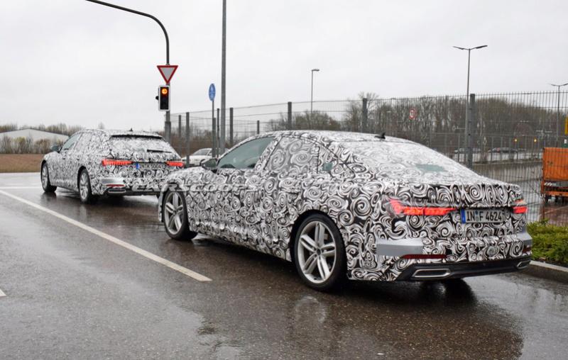 2017 - [Audi] A6 Berline & Avant [C8] - Page 4 082b5a10