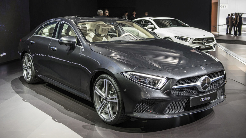 2018 - [Mercedes] CLS III  - Page 6 0892a110