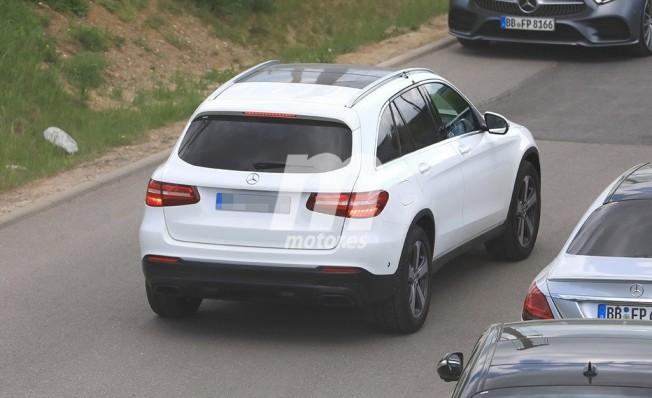 2018 - [Mercedes-Benz] GLC/GLC Coupé restylés 093cf410