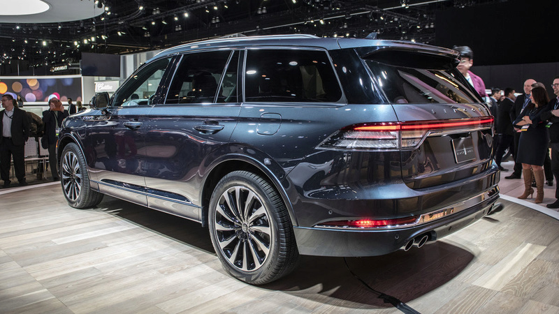 2019 - [Lincoln] Aviator 097ef210