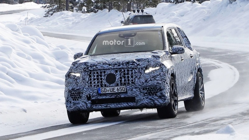 2018 - [Mercedes] GLS II - Page 3 0a1e3210