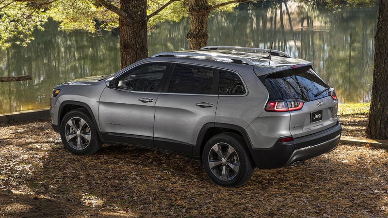 2016 - [Jeep] Cherokee restylé - Page 2 0a7acd10