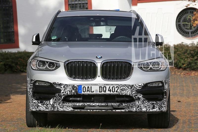 2016 - [BMW] X3 [G01] - Page 10 0acfa510