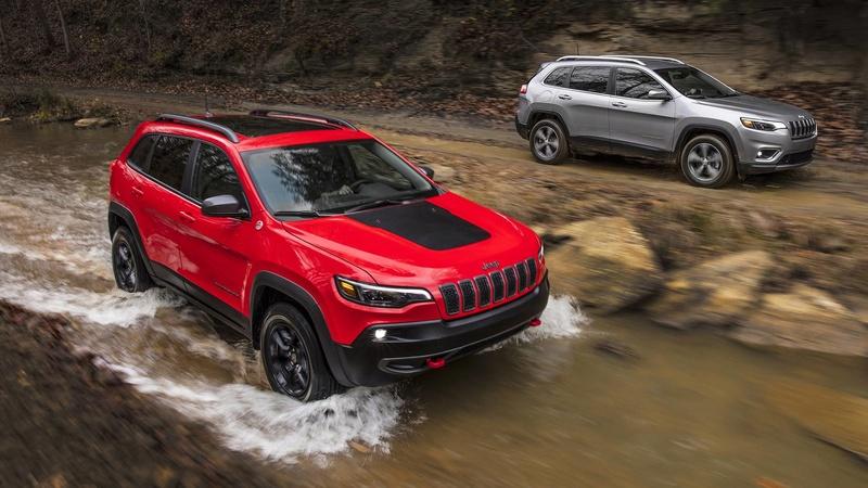 2016 - [Jeep] Cherokee restylé - Page 2 0b1b2910
