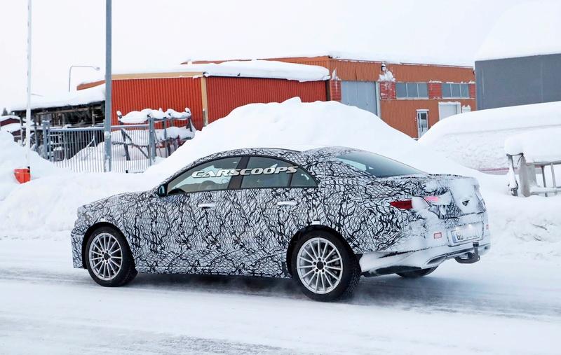 2019 - [Mercedes-Benz] CLA II 0b58ef10