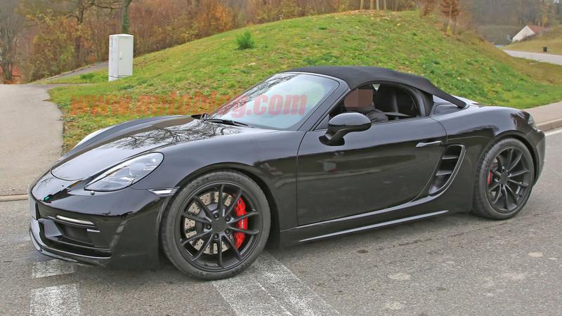 2016 - [Porsche] 718 Boxster & 718 Cayman [982] - Page 6 0b6b7610