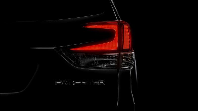 2018 - [Subaru] Forester 0cf88410