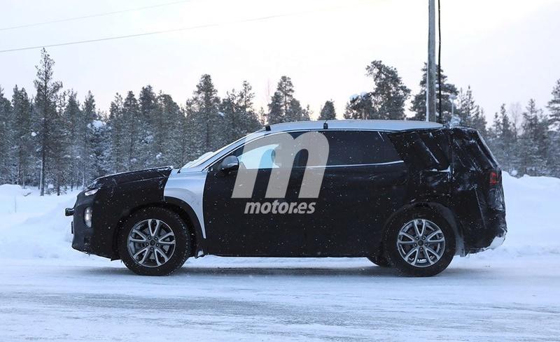 2018 - [Hyundai] Santa Fe IV 0d7ddd10