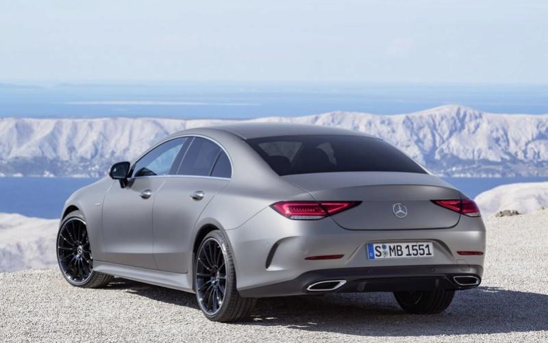 2018 - [Mercedes] CLS III  - Page 5 0daf2810
