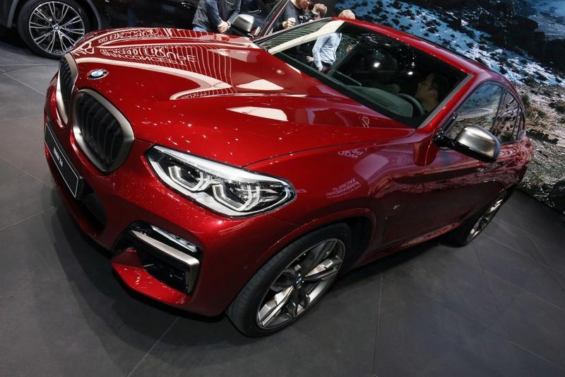 2018 - [BMW] X4 II [G02] - Page 6 0de3de10