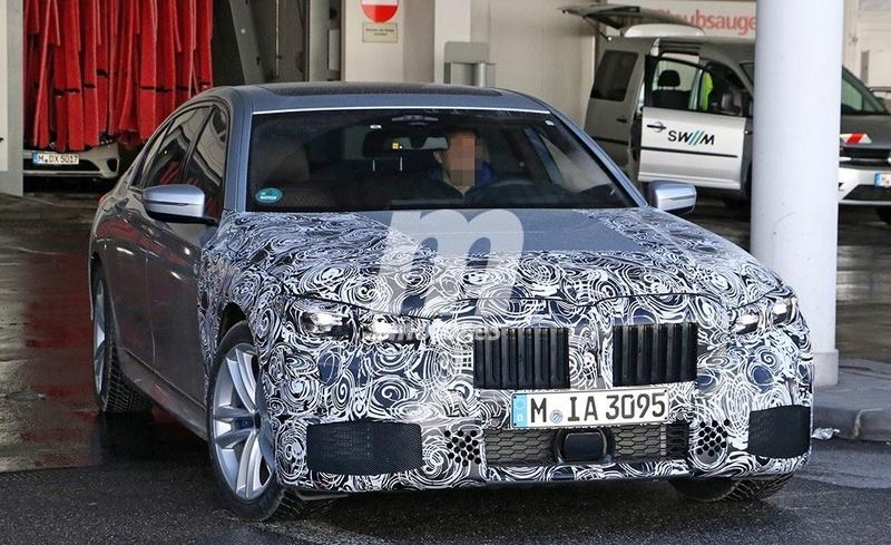 2019 - [BMW] Série 7 restylée  0df84810