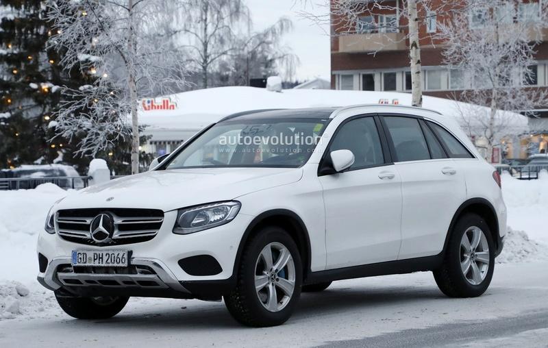 2018 - [Mercedes-Benz] GLC/GLC Coupé restylés 0dfbab10