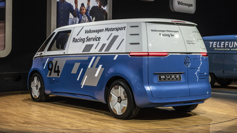 2017 - [Volkswagen] Electric VW Microbus concept - Page 2 0e13c210