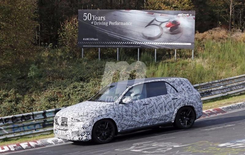2018 - [Mercedes] GLE II ( ML IV ) - Page 3 0e22bd10