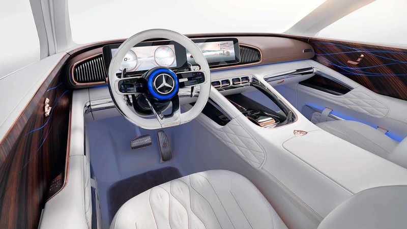 2018 - [Mercedes-Maybach] Vision Ultimate Luxury - Page 3 0e34e710