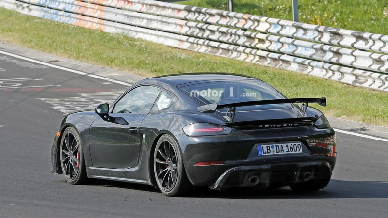 2016 - [Porsche] 718 Boxster & 718 Cayman [982] - Page 6 0f201610