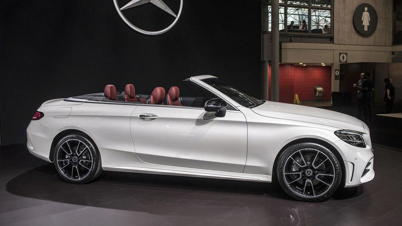 2018 - [Mercedes] Classe C Restylée [W205/S205] - Page 5 0f28c210