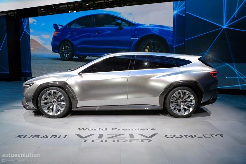 2018 - [Subaru] Viziv Tourer Concept 0f476910