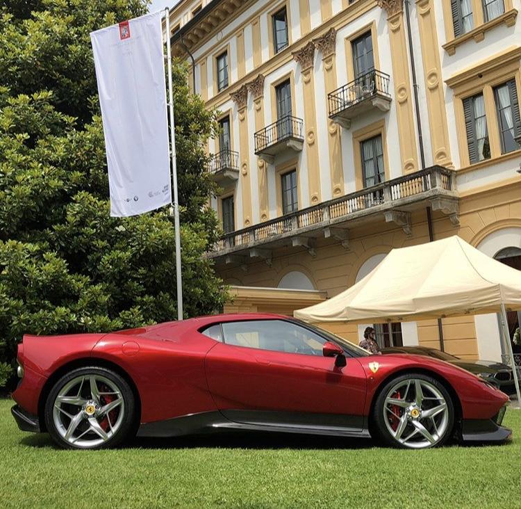[Ferrari] Modèles uniques / One Off - MàJ : F12 TRS - Page 6 0f4a8c10