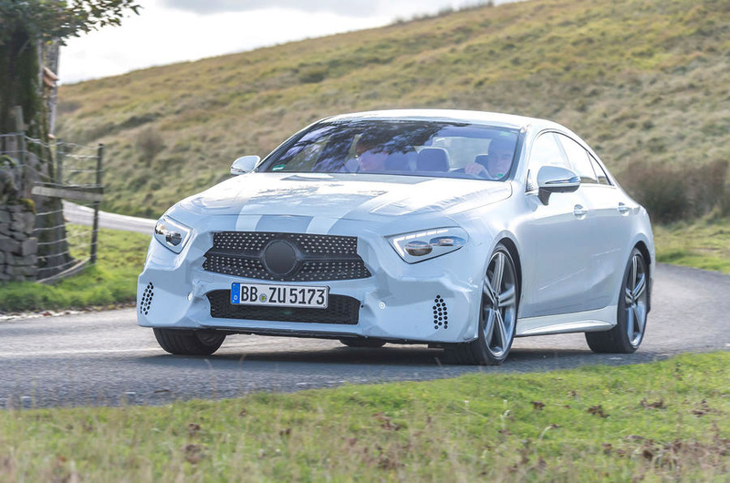 2018 - [Mercedes] CLS III  - Page 3 0f5fc810