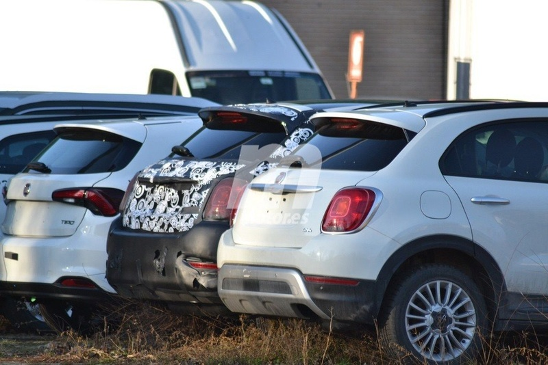 2018 - [Fiat] 500X restylé 0f6a7d10