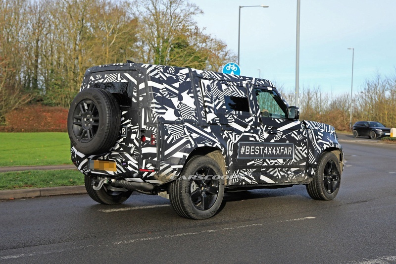2018 - [Land Rover] Defender [L663] - Page 5 0f775c10