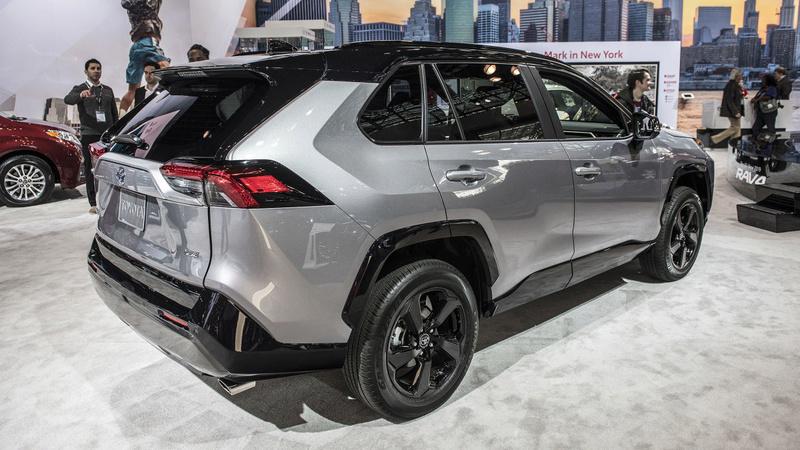 2019 - [Toyota] RAV 4 V - Page 2 10c74110