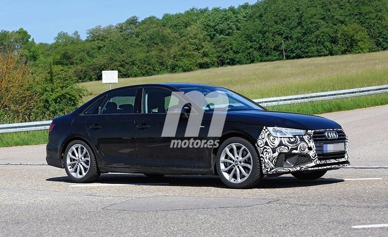 2018 - [Audi] A4 restylée  - Page 2 10d3c810