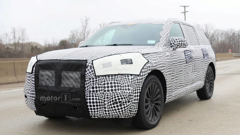 2019 - [Lincoln] Aviator 10e5cb10