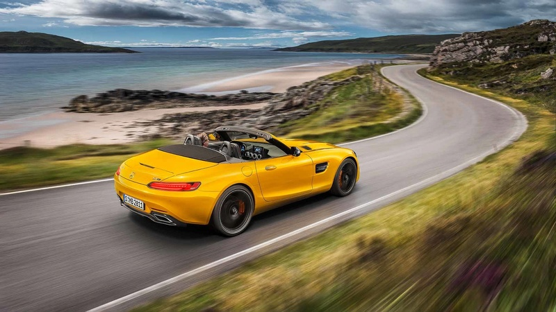 2014 - [Mercedes-AMG] GT [C190] - Page 30 10ec9810