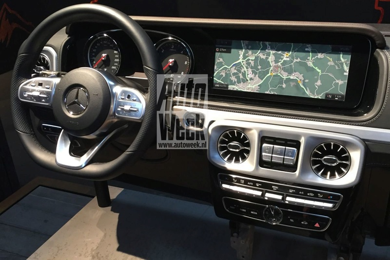 2017 - [Mercedes-Benz] Classe G II - Page 4 11743010
