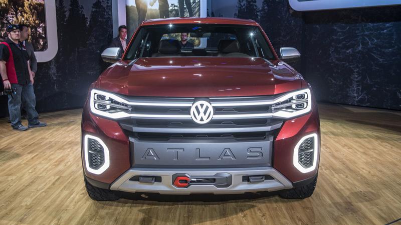 2018 - [Volkswagen] Atlas Tanoak concept 11780610
