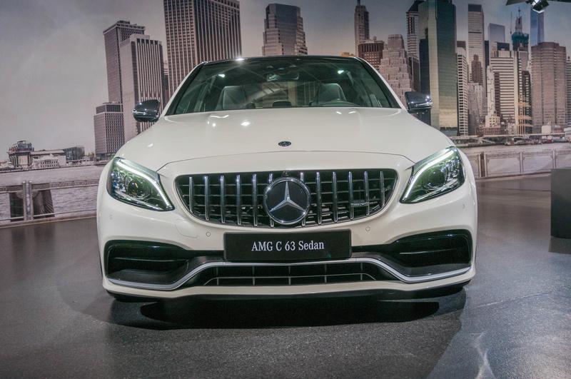 2018 - [Mercedes] Classe C Restylée [W205/S205] - Page 4 11c81610