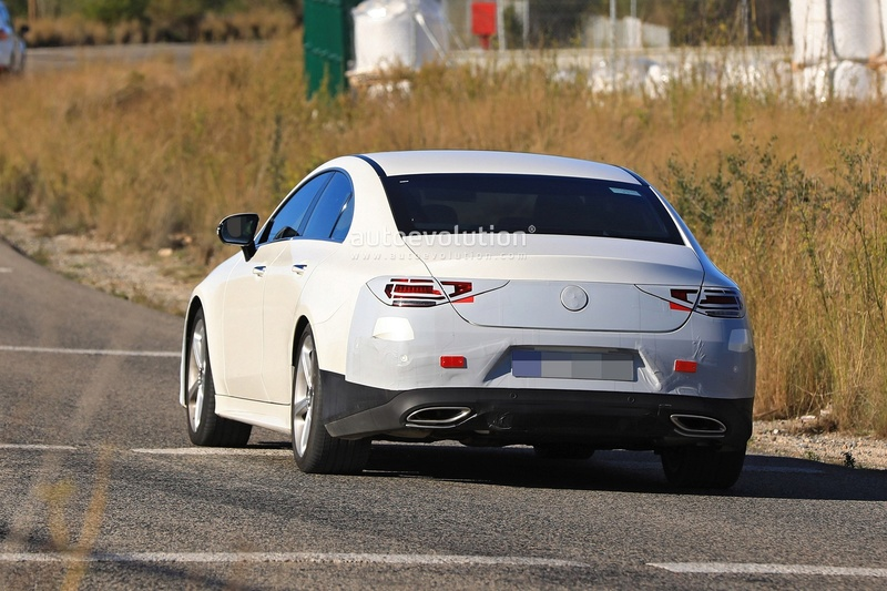 2018 - [Mercedes] CLS III  - Page 4 11df1610