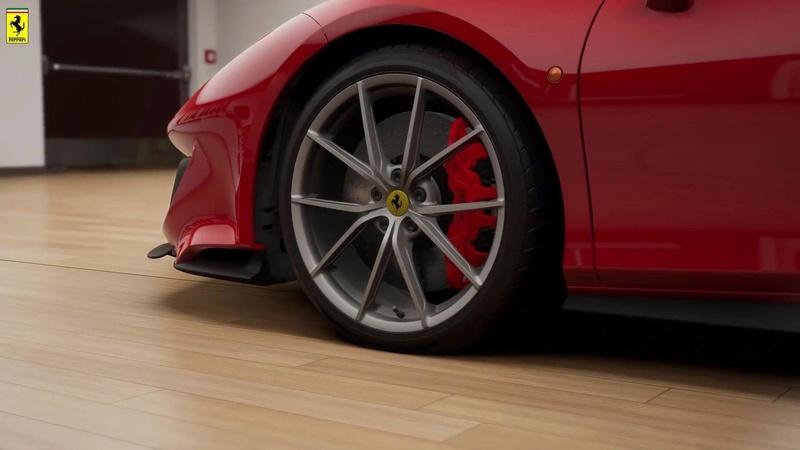 2018 - [Ferrari] 488 Pista - Page 6 120e3010