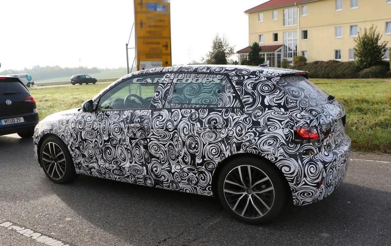 2018 - [Audi] A1 Sportback II - Page 4 1239ef10