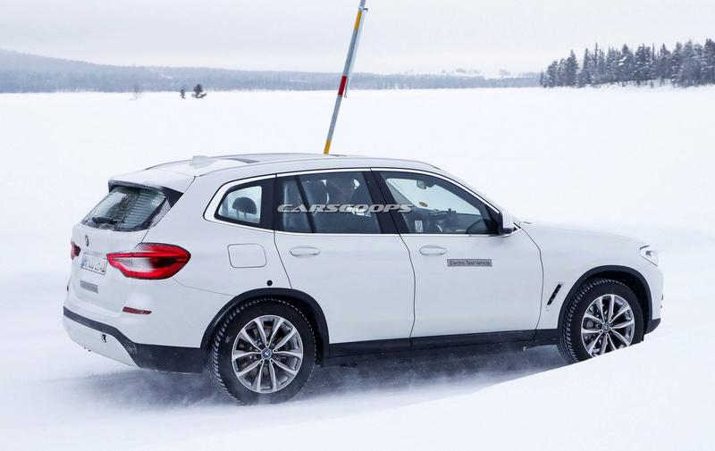 2016 - [BMW] X3 [G01] - Page 10 12879110