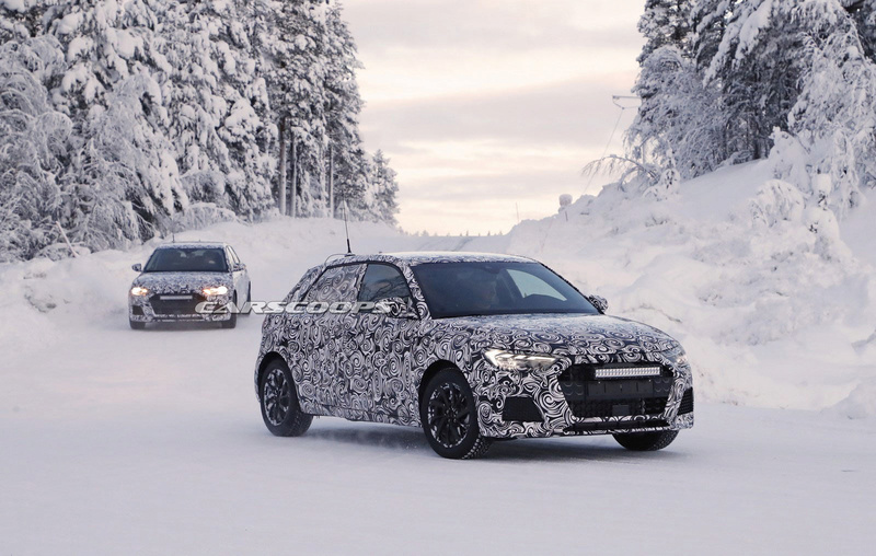 2018 - [Audi] A1 Sportback II - Page 4 12dc5110
