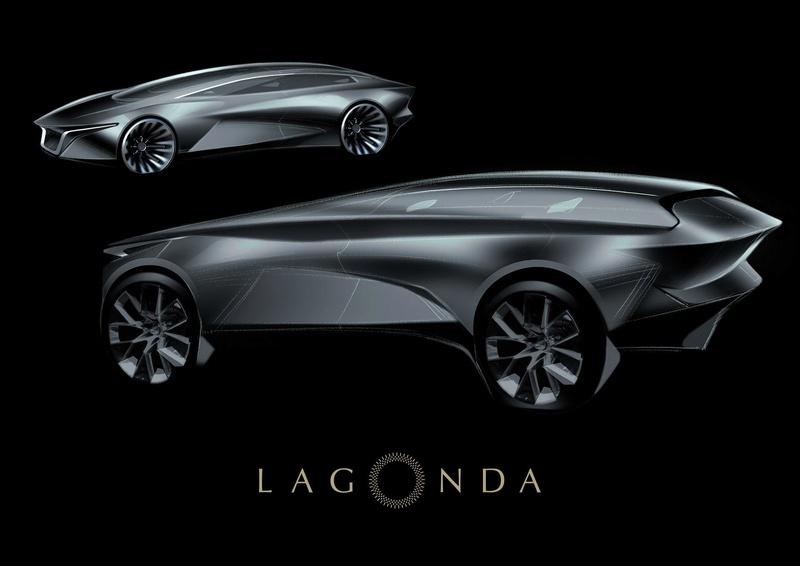 2018 - [Aston Martin] Lagonda Vision Concept  130f7910