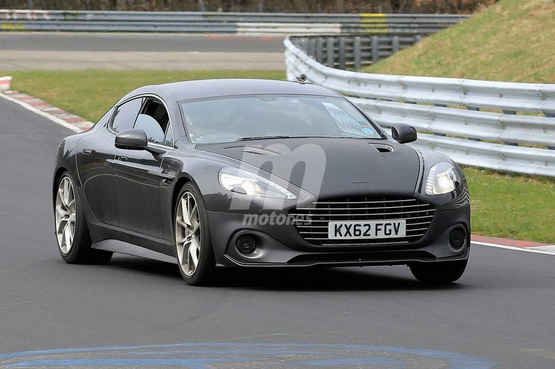 2009 - [Aston martin] Rapide - Page 20 13347c10