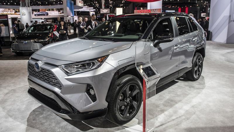 2019 - [Toyota] RAV 4 V - Page 2 13383310
