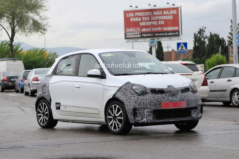 2018 - [Renault] Twingo III restylée - Page 2 13392810