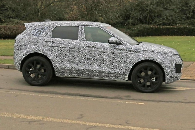 2018 - [Land Rover] Range Rover Evoque II 1413e410